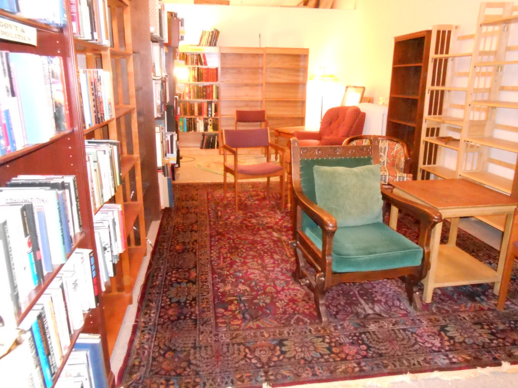 Book Events held here